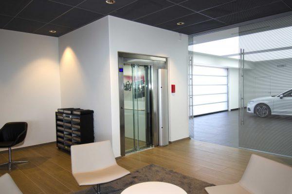 Ascenseur entreprise ACAF