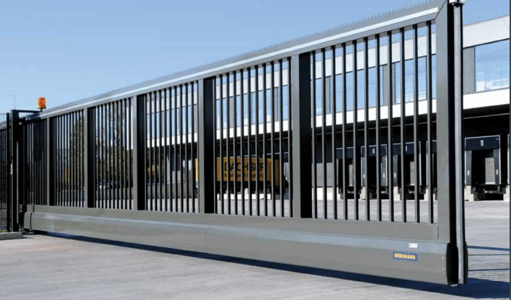 Porte industrielle Hormann - ACAF