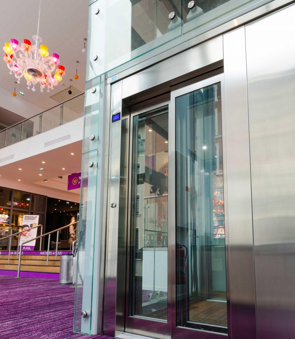 Création ACAF Ascenseur